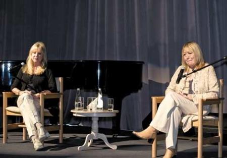 Cynthia Lennon-Pattie Boyd