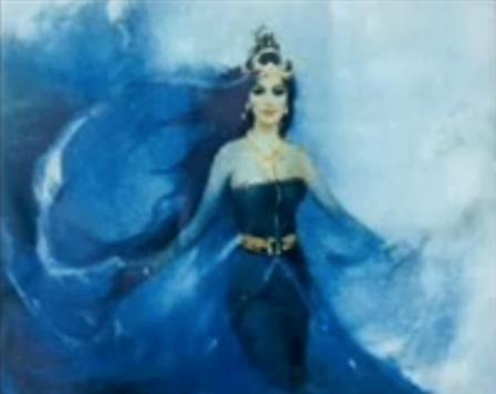Indonesian Mystery Poem honoring Nyi Roro Kidul (4/5)
