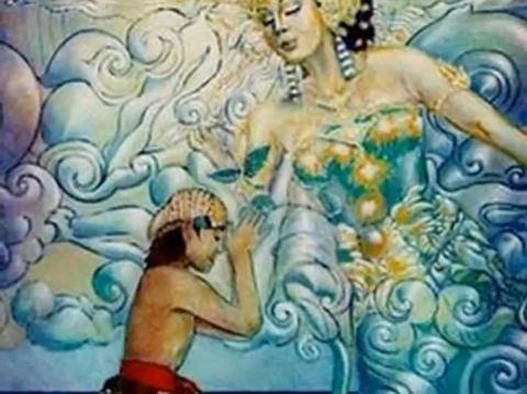 Indonesian Mystery Poem honoring Nyi Roro Kidul (5/5)