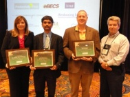 Lean Accounting Award from the Lean Enterprise Institute Goes to an Accounting Professor and 2 Ph.D. Candidates