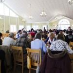 1. Dining Hall