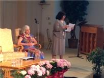 Women share personal, professional and Spiritual Journey at MUM.  / Laura Simon