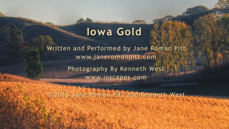 Iowa Gold–Jane Pitt & Ken West
