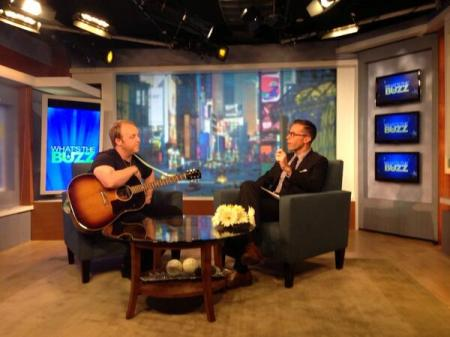 James McCartney on What's the Buzz