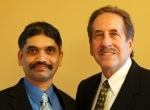 Manjunath Rao, PhD and Andrew Bargerstock, PhD