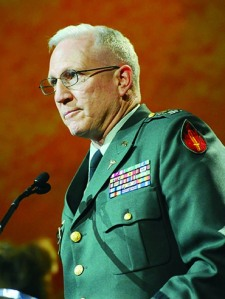 This is lead author Col. Brian Rees, MD, MPH, US Army Reserve Medical Corps