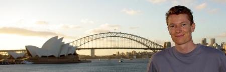 Asher Fergusson Sydney 2011