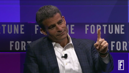 CEO Barry Sommers speaks on TM at Fortune's 2nd annual Brainstorm Health conference