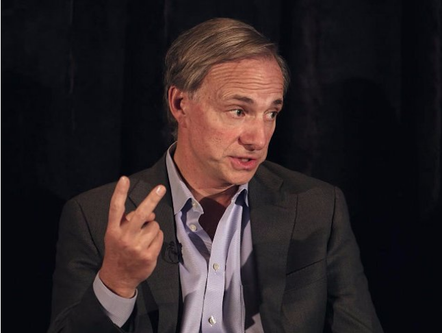 Ray Dalio, Founder, Bridgewater Associates, world's largest hedge fund