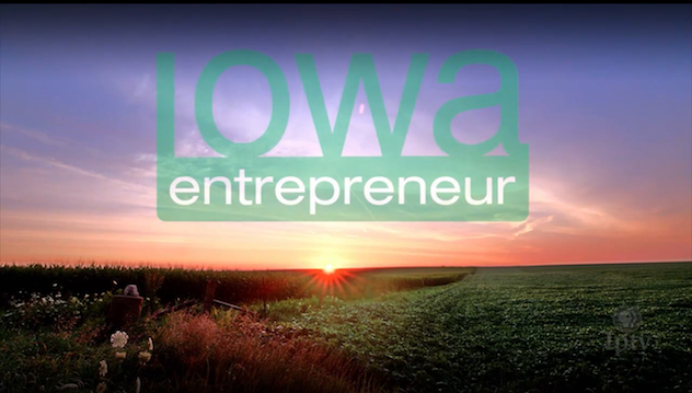 IPTV IOWA entrepreneur