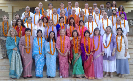 Group photo at pandit campus Nov 25, 2016