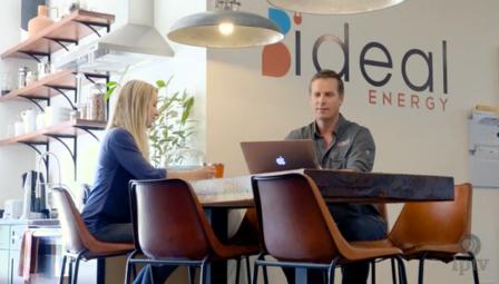 IPTV-Ideal Energy Co-Founders Amy and Troy Van Beek