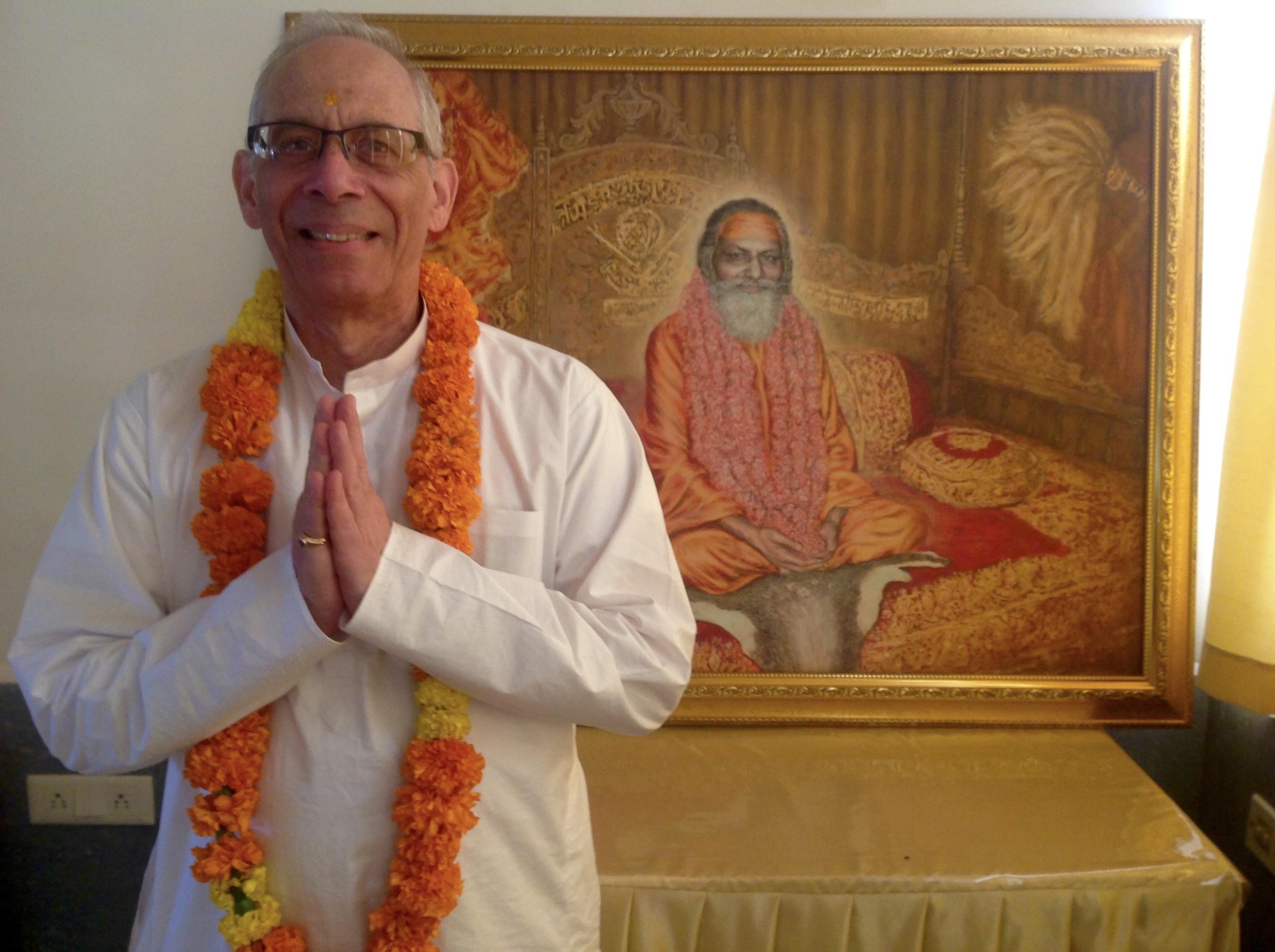 Kenny at the Brahmasthan Nov 16, 2016