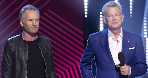 Sting & David Foster at JUNOS