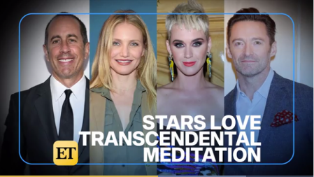 ET: Stars Love Transcendental Meditation