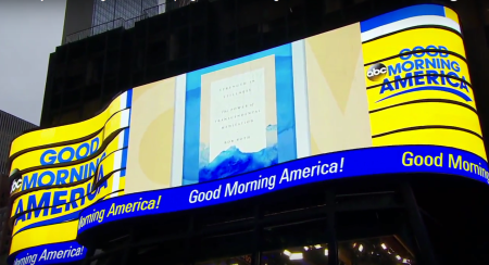 Good Morning America Marquee