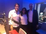 Mehmet & Lisa Oz host Bob Roth on The Dr. Oz Podcast
