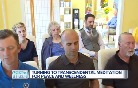 Turning to Transcendental Meditation for Peace and Wellness