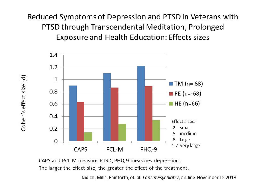 Image-Graphs of The Lancet Psychiatry TM-PTSD Study