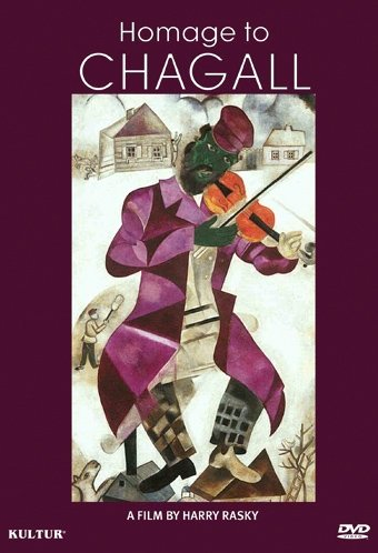 homage to chagall-kultur dvd