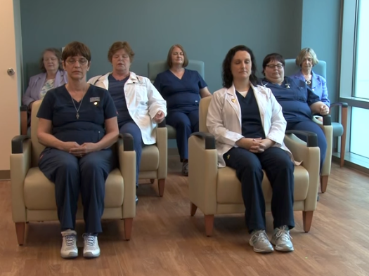 RNs practice TM for self-care at Sarasota Memorial Health Care System